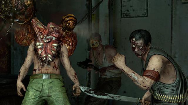 Resident Evil 6 - TGS Fragmanı