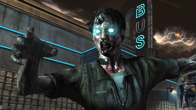 Call of Duty Black Ops 2 Zombie Modu Tanıtım Videosu