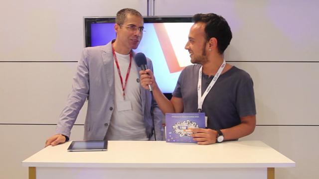 GameX 2012 - Tasarım ve Oyun Teknolojileri Araştırma Grubu Kurucusu Çetin Tüker Röportajı