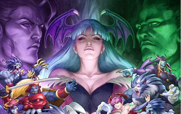 Darkstalkers: Resurrection İlk Video