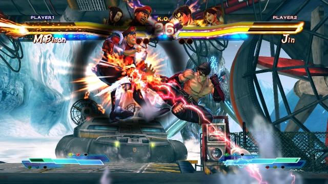 Street Fighter X Tekken için Yeni Oynanış Videosu Yayınlandı