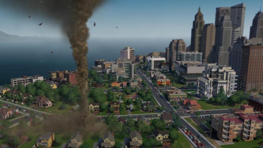 SimCity Felaketler