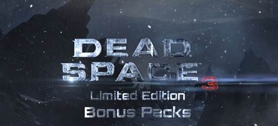 Dead Space 3 Limited Edition Videosu