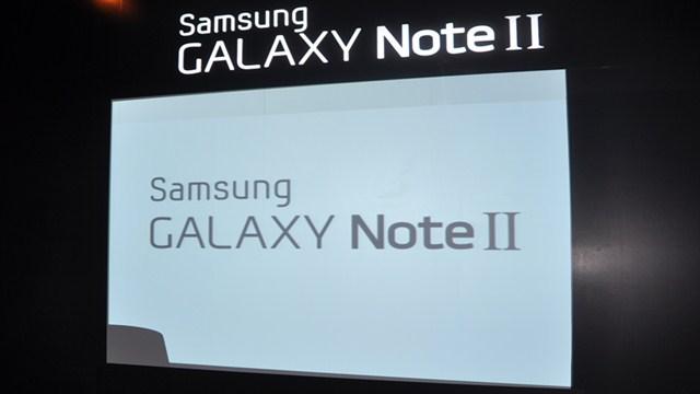 Samsung Galaxy Note 2 Türkiye Lansmanına Genel Bakış Videosu