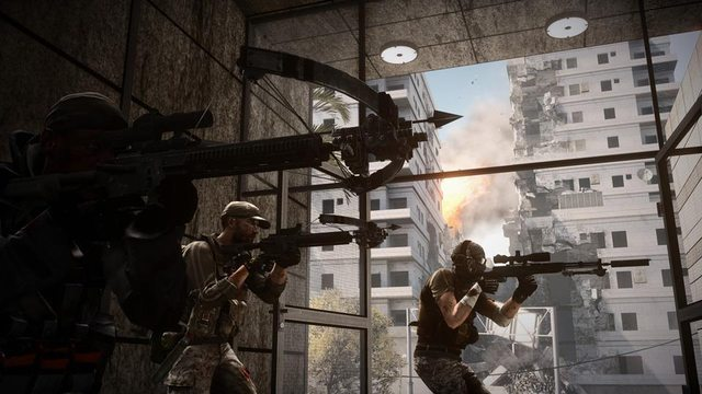 Battlefield 3: Aftermath Çıkış Videosu