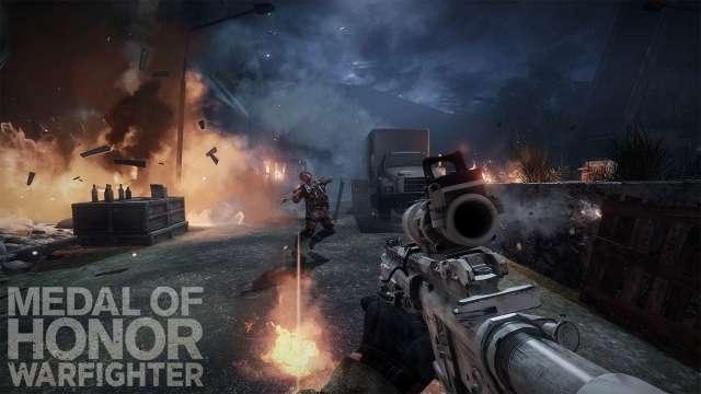 Medal of Honor Warfighter Multiplayer Çıkış Videosu