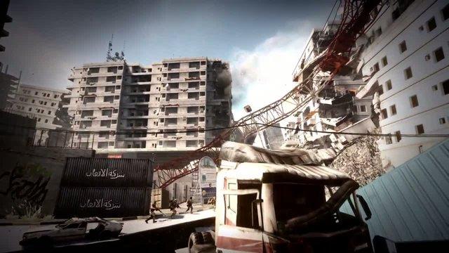 Battlefield 3 Aftermath'in Oyun İçi Videosu Yayınlandı