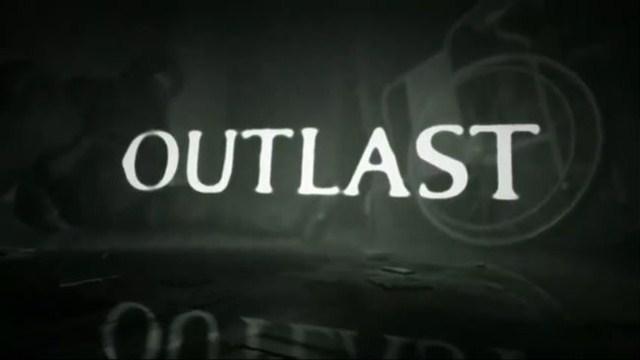 Eski Ubisoft Çalışanlarından Yeni Bir Korku Oyunu: Outlast