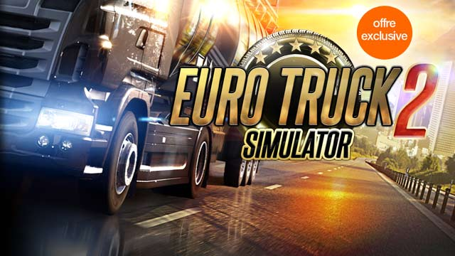 Euro Truck Simulator 2 Çıkış Videosu