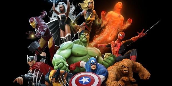 Marvel Heroes NYCC 2012 Tanıtım Fragmanı