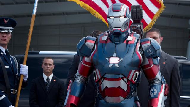 Iron Man 3 İlk Fragmanı