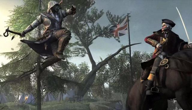 Assassin's Creed 3 Çıkış Videosu