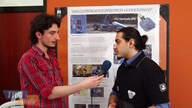 IZTECH RoboLeague Etkinliği Formula SAE Takımı Ropörtajımız