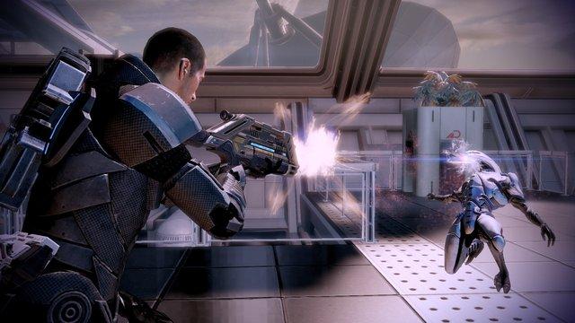 Mass Effect Trilogy Tanıtım Videosu