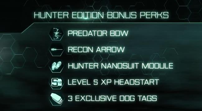 Crysis 3: Hunter Edition Tanıtım Fragmanı