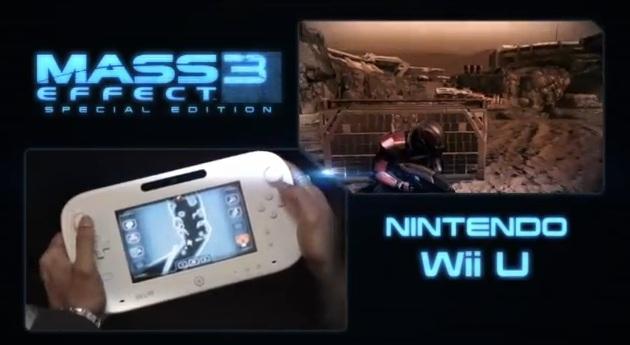 Mass Effect 3 Wii U Special Edition Tanıtım Fragmanı