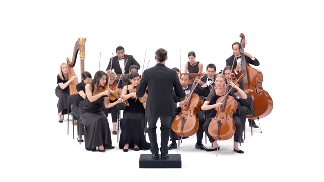 Orkestra Temalı iPhone 5 Reklam Videosu