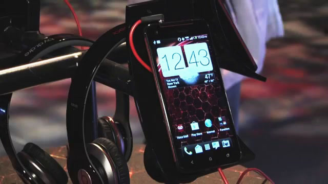 HTC Droid DNA Fuar Lansmanı