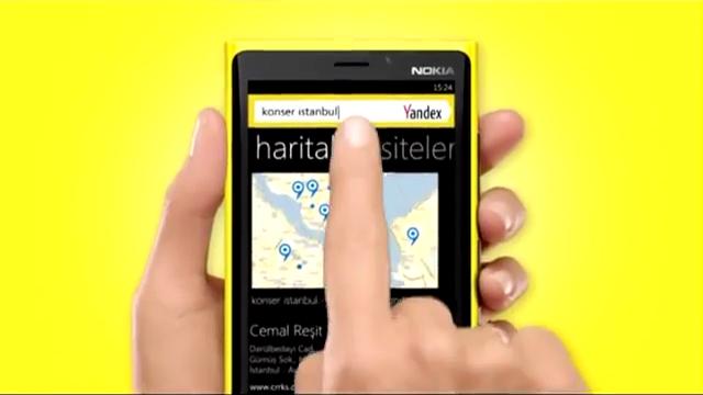 Yandex - Nokia Lumia TV Reklamı 2012