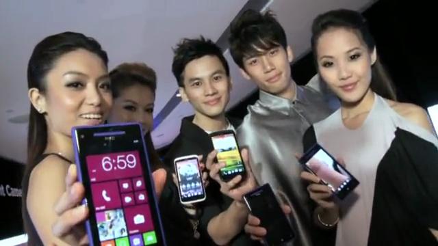 HTC Güney Asya Bölgesi Tanıtımı - 2012