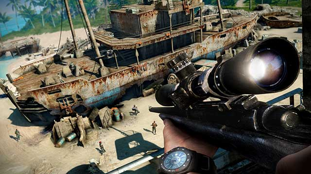 Far Cry 3 - Taktikler ve Silahlar