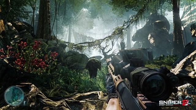 Sniper Ghost Warrior 2 Oynanış Videosu