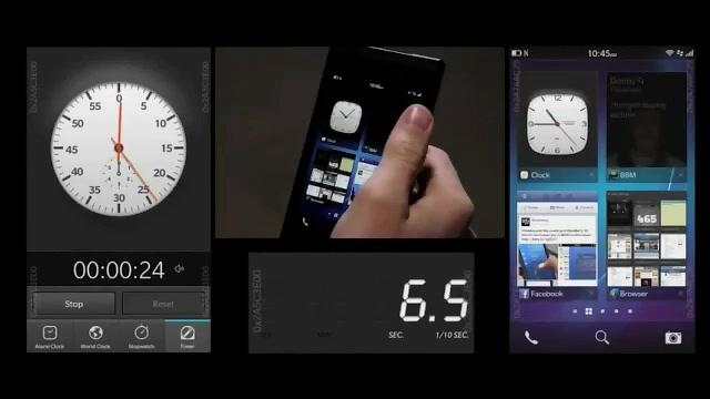 Fun With Blackberry 10: Blackberry Flow İşbaşında