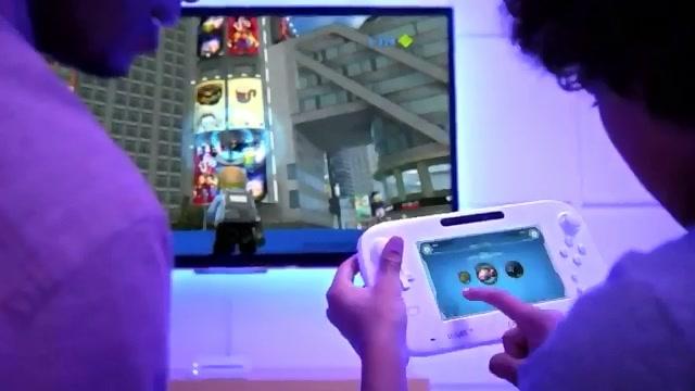 Wii U LEGO City: Undercover Oyun Tanıtımı