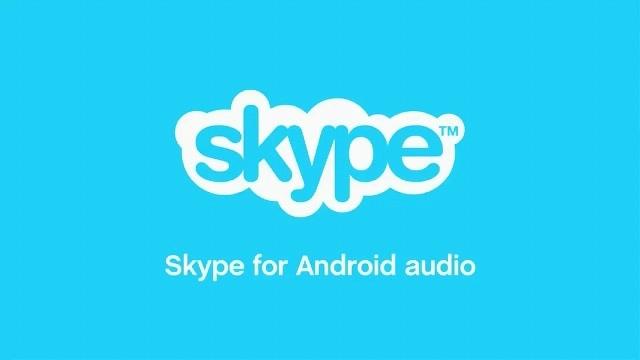 Skype Android Ses Kalitesini Arttırdı