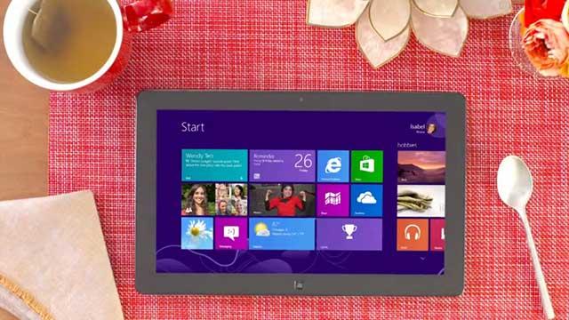 Windows 8 - Sizin Başarınız Tanıtım Videosu