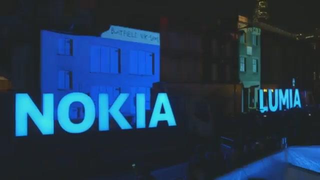 Nokia ve deadmau5 Yeni Lumia Tanıtımı Kapsamında Sokak Etkinliği Yaptı