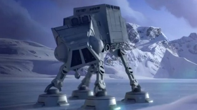 Angry Birds Star Wars Episode V: Hoth Videosu