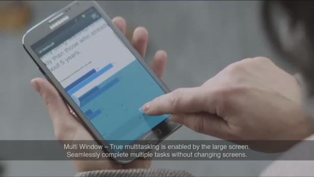 Samsung Galaxy Note 2 ile Nasıl Multitasking Yapılır?