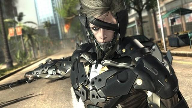 Metal Gear Rising Revengeance Yeni Oynanış Videosu