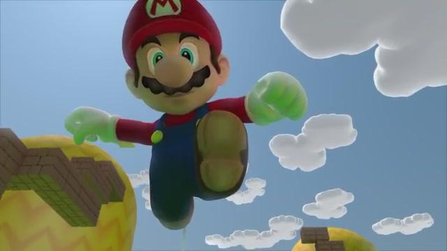 Super Mario: Bir de Goomba'ların Gözünden İzleyin