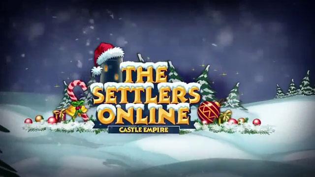 The Settlers Online: Castle Empire - Yeni Yıl Kutlamaları