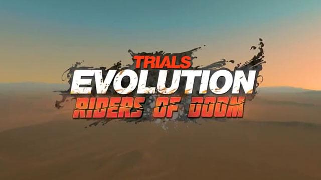 Trials Evolution - Riders of Doom DLC Tanıtımı
