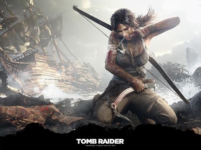 Yeni Tomb Raider VGA 2012'de Boy Gösterdi