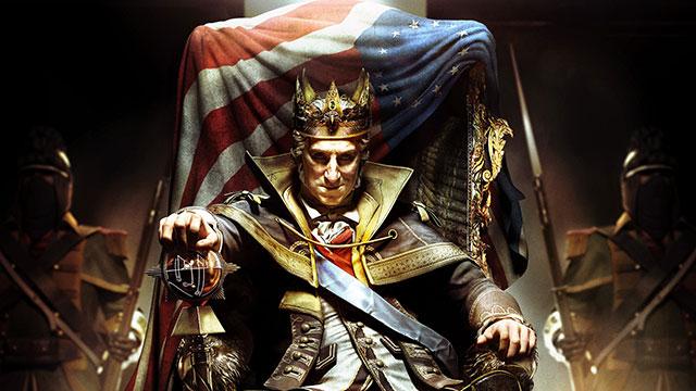 Assassin's Creed 3 - Tyranny of King Washington DLC Videosu