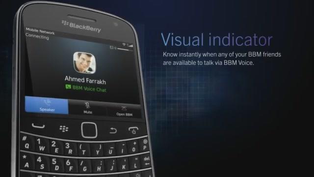 BBM 7 ve Beraberinde Gelen Sesli İletişim Sistemi Tanıtımı