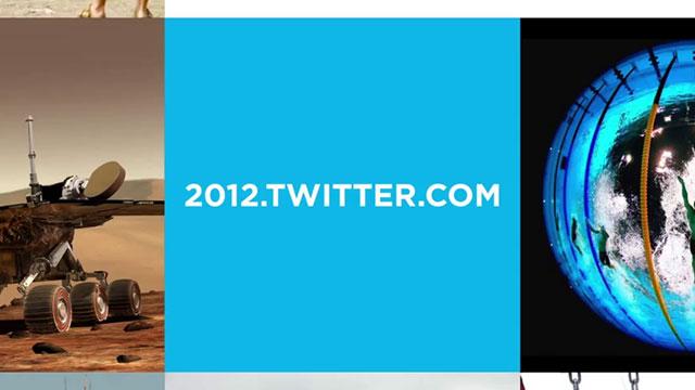 Twitter 2012 Yılı Videosu