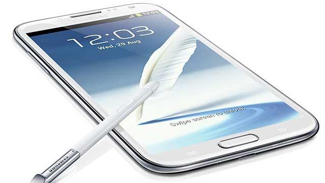 Samsung Galaxy Note 2 ile Fotoğraf Çekmek ve Paylaşmak