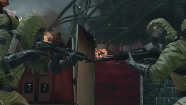 COD: Black Ops 2 Nuketown Zombies Haritası Yayınlandı