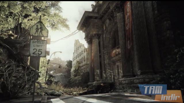Crysis 3'ün 7 Harikası Sinematik Serisi Bölüm 1: Hell of a Town