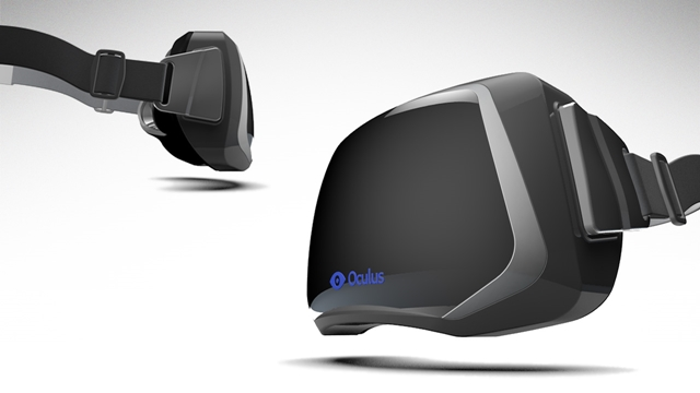 Oculus Rift İle Tanışın