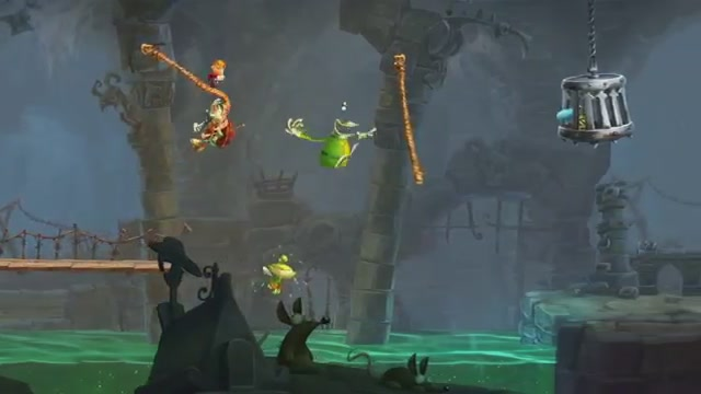 Rayman Legends Demo Fragmanı