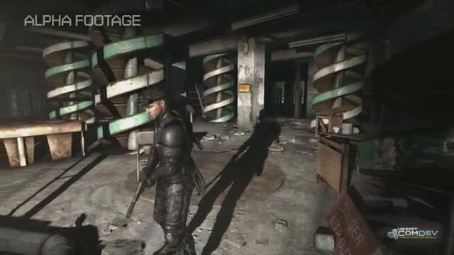 Splinter Cell Blacklist Oyun İçi Videosu