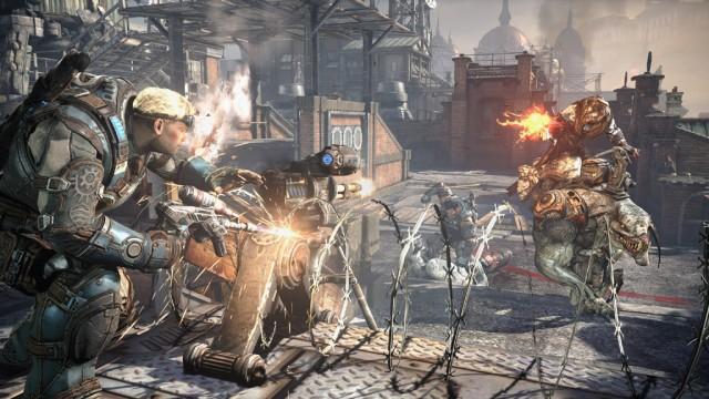 Gears of War Judgment Müze Oynanış Videosu