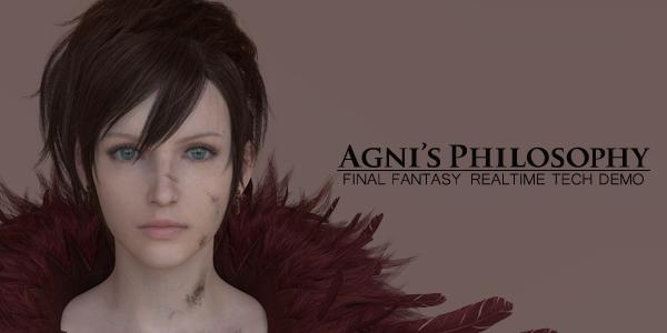İşte Yeni Nesil Teknoloji Demoları: Agni's Philosophy 1
