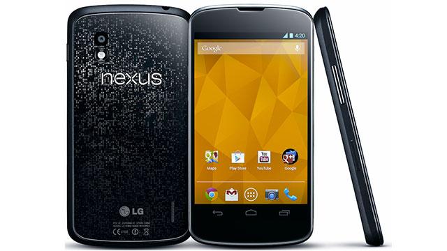 LG Nexus 4 Tanıtım Videosu